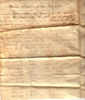 1838 List of Georgia Lodges